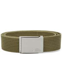 Fjall Raven Fjallraven Merano Canvas Belt Green