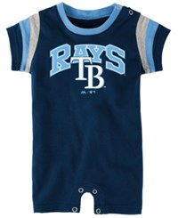 Majestic Babies' Tampa Bay Rays Batter Romper
