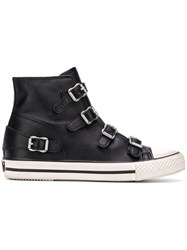 Ash High Top Trainers Black