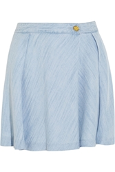 Michael Michael Kors Chambray Shorts