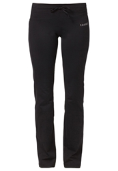 Casall Essential Tracksuit Bottoms Black