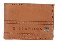 Billabong Vacant Wallet Antique Wallet Handbags Brown