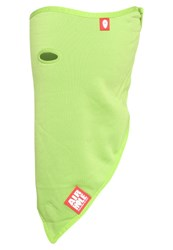 Airhole Standard Lite Scarf Lime Yellow