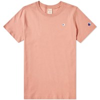 Champion Reverse Weave 'S Classic Tee Pink