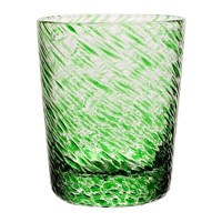 William Yeoward Vanessa Old Fashioned Tumbler Green
