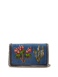 Stella Mccartney Falabella Denim Cross Body Bag