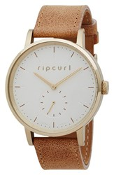 Rip Curl Women's Circa Leather Watch 42Mm