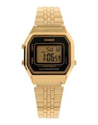 Casio Wrist Watches Gold