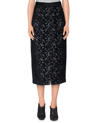 Nolita 3 4 Length Skirts Black
