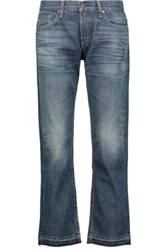Rag And Bone Slim Boyfriend Jeans Mid Denim