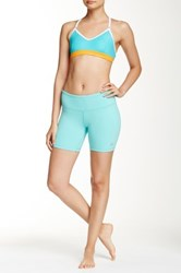 Alo Yoga Burn Short Blue