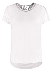 More And More Basic Tshirt Linen Taupe