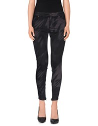 Superfine Denim Denim Trousers Women Deep Purple