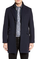Cardinal Of Canada Men's Leclair Wool And Cashmere Topcoat