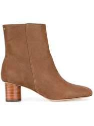 Jerome Dreyfuss Pat Boots Brown