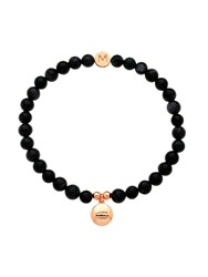 Melissa Odabash Rose Gold Amethyst Aquarius Bracelet Rose Gold
