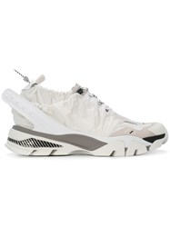 Calvin Klein 205W39nyc Sporty Sneakers White