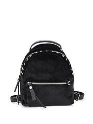 Sam Edelman Sammi Studded Backpack Cranberry