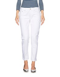 Jucca Jeans White