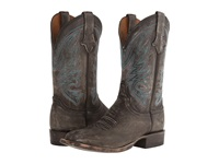 Lucchese M2683 Black Distressed Cowboy Boots