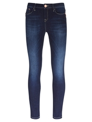 Mint Velvet Boston Indigo Jeans Dark Blue