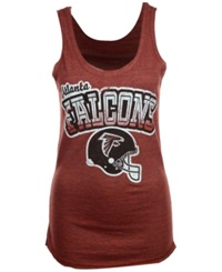 5Th And Ocean Women's Atlanta Falcons Tank Red