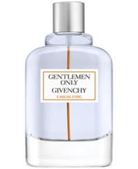 Givenchy Gentlemen Only Casual Chic Eau De Toilette 3.3 Oz