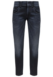 Pepe Jeans Cherry Relaxed Fit Jeans S99 Dark Blue