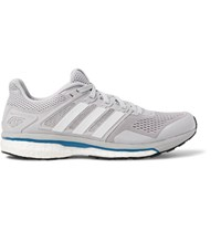 Adidas Sport Supernova Glide 8 Mesh Sneakers Light Gray