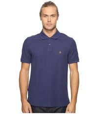 Original Penguin Daddy O Polo Evening Blue Men's Short Sleeve Pullover