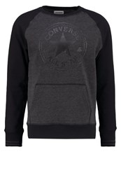 Converse Sweatshirt Dark Grey Black
