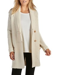 Ugg Lillie Fisherman Cardigan Cream