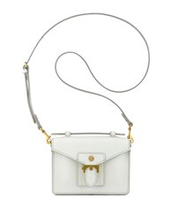 Anne Klein Serena Small Crossbody Bag Off White