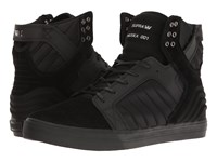 Supra Skytop Evo Black Black Men's Skate Shoes