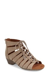 Women's Cobb Hill 'Gabby' Lace Up Sandal 1 1 4' Heel