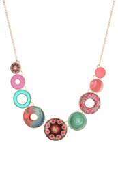 Desigual Necklace New Fresa Red
