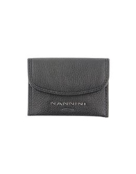 Nannini Document Holders Black