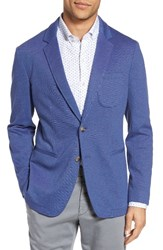 Zachary Prell Men's Two Button Knit Sport Coat