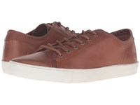 Frye Brett Low Copper Men's Lace Up Casual Shoes Bronze
