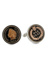David Donahue 'Collector Coin' Cuff Links