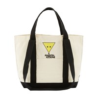 Maison Kitsune Fox Shopping Bag Multicolor