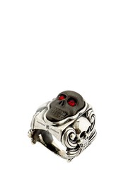 Cantini Mc Firenze Liberty Skull Ring