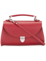 The Cambridge Satchel Company Mini Classic Red