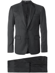 Mauro Grifoni Two Piece Slim Fit Suit Grey