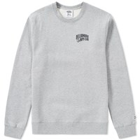 Billionaire Boys Club Small Arch Logo Crew Neck Grey