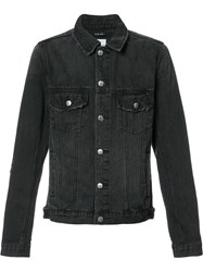 Ksubi Denim Jacket Black