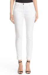 St. John Women's Sport Collection Bardot Slim Capri Jeans