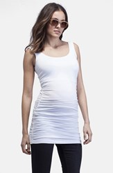Isabella Oliver Women's Ruched Maternity Tank