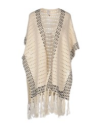 Care Of You Capes And Ponchos Ivory
