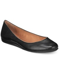 American Rag Ellie Flats Only At Macy's Women's Shoes Black Smooth